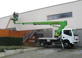 Topglass & Service – Deurne - Hoogwerker